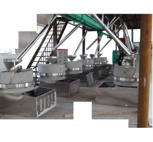 Stone Mill Grinding Machine
